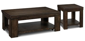 Accent and Occasional Furniture-The Harbridge Collection-Harbridge Cocktail Table
