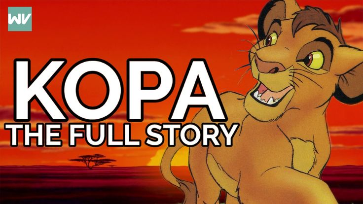 Kopa | His Story, Theories and Place In Lion King Canon: Discovering Disney MOVIE LINKS: The Lion King: http://amzn.to/2iDoqS2 The Lion King 2: http://amzn.to/2iKLv0u The Lion Guard Return of the Roar: http://amzn.to/2jAPz7A Lion King Six New Adventures: http://amzn.to/2kYMA9y