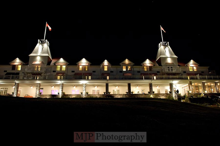 Windermere House at Night | MJP Photography.