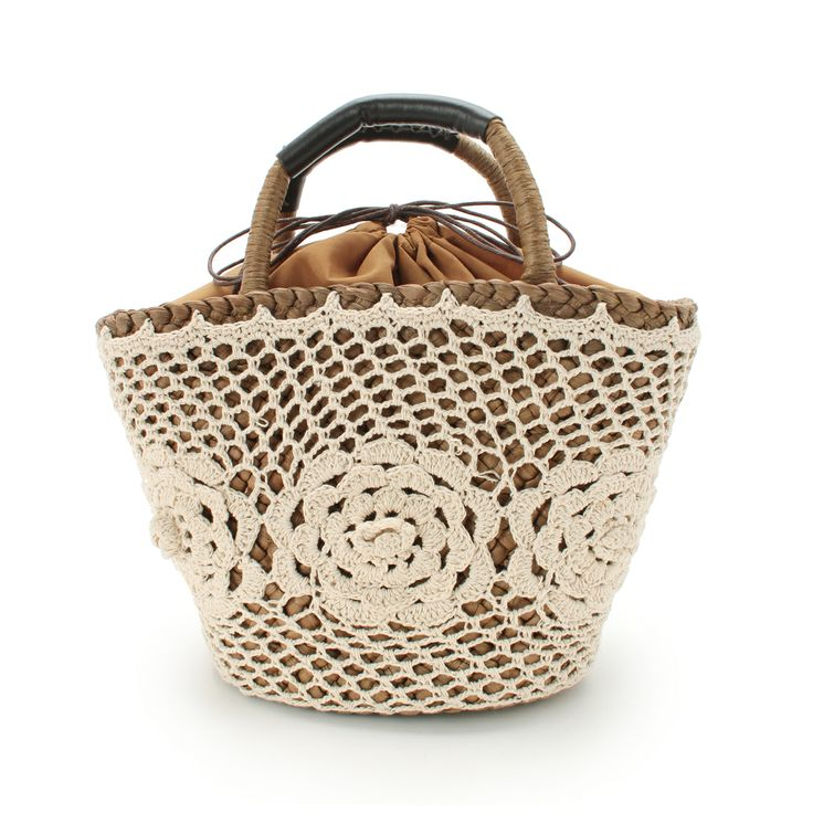 3can4on crochet lace bag