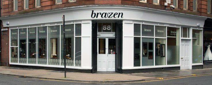 Brazen Jewellery Boutique & Studio Glasgow  Brazen Studios 58 Albion Street Merchant City Glasgow G1 1LH