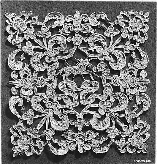 Antique Chalice Veil.