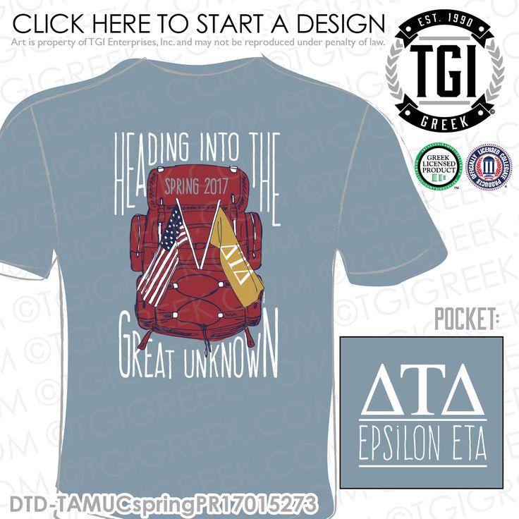 Delta Tau Delta | ΔΤΔ | Spring PR | PR | Fraternity PR Shirt | Brotherhood | TGI Greek | Greek Apparel | Custom Apparel | Fraternity Tee Shirts | Fraternity T-shirts | Custom T-Shirts