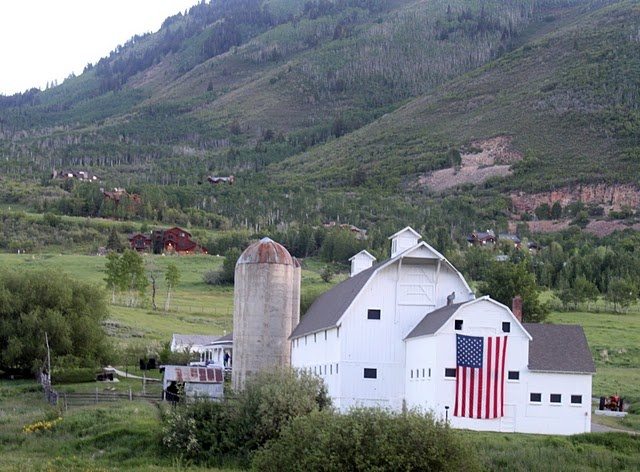 America the beautiful!  Park City, Utah! The most photographed barn in the US! I was so thankful to call this place home for 8 years!!