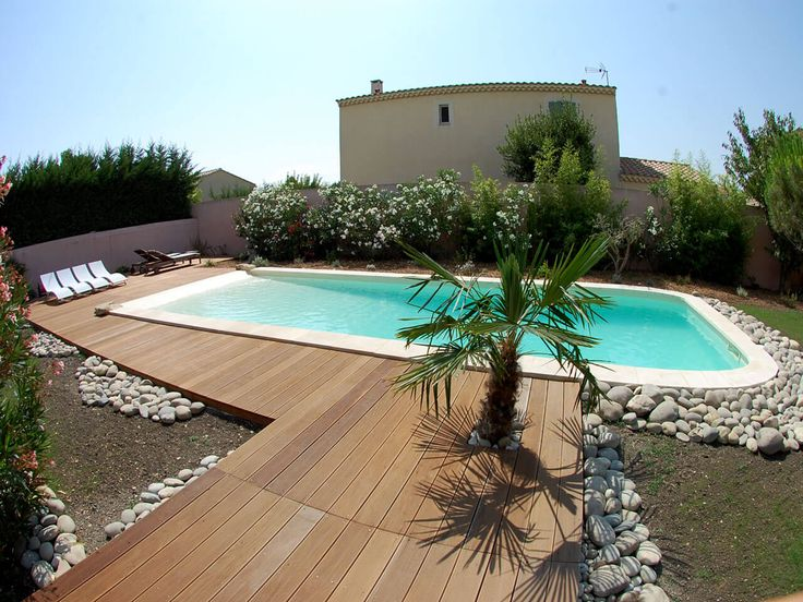 1000 images about piscines on pinterest reunions roman for Exceptional piscine forme libre avec plage 2 piscine piscines formes libres