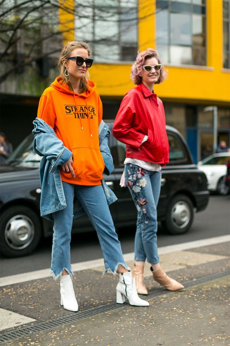 The Best Street Style from London Fashion Week - HarpersBAZAAR.com