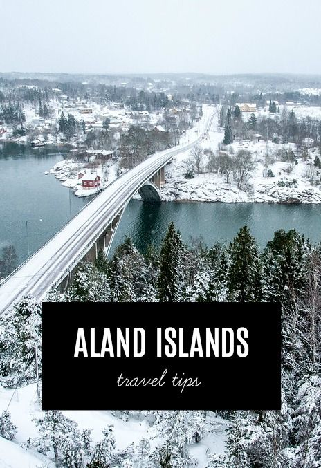 The Aland Islands is an autonomous territory of Finland in the Nordic region. It is an archipelago consisting of over 6,700 islands giving you plenty to explore when you travel to Aland Islands. Plan your travel to this region with these useful tips: