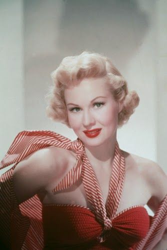 Vintage Glamour Girls: Virginia Mayo