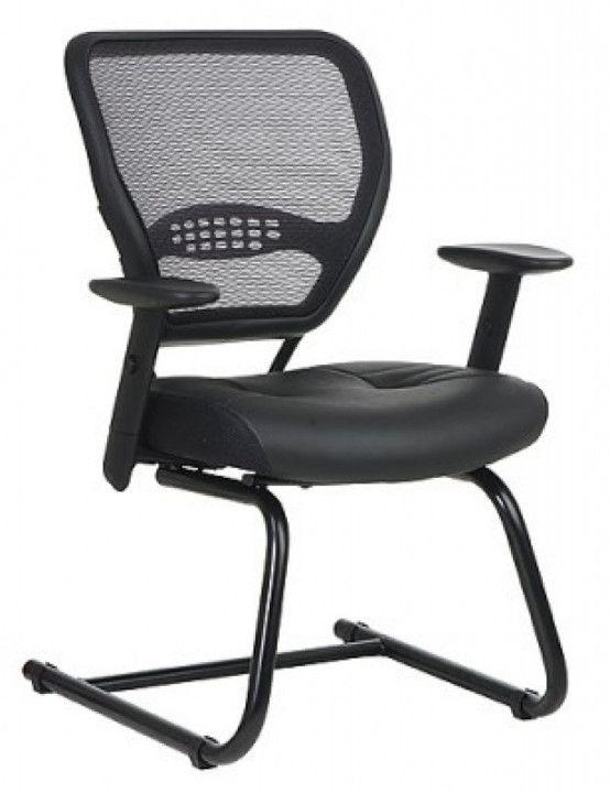 Wheeless Desk Chair Best Sit Stand