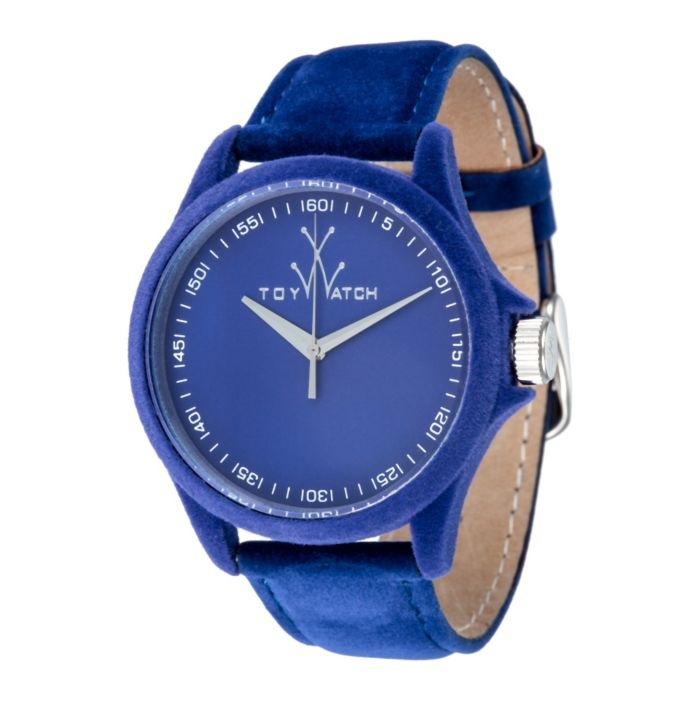 {Sartorial Watch in Blue} ToyWatch - love this bright bold blue