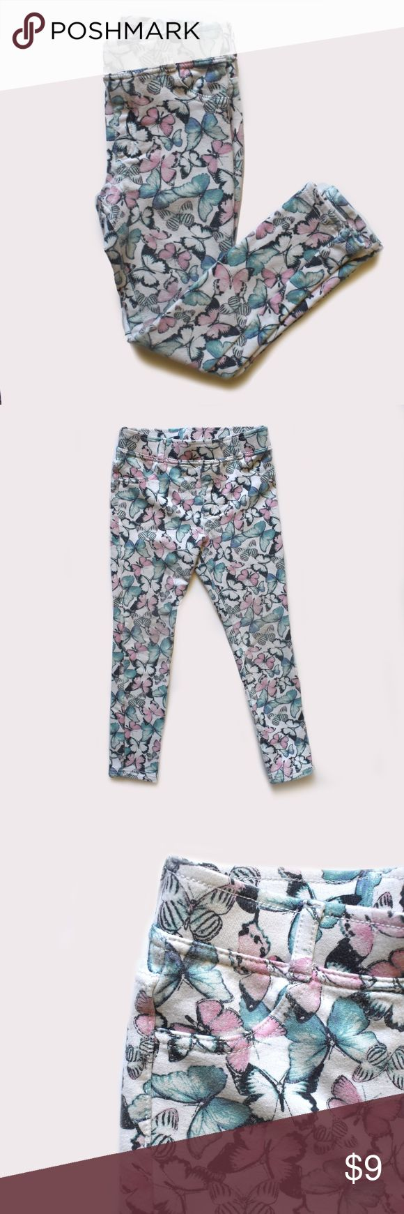 """H&M Patterned Treggings H&M 