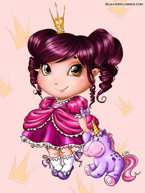 Little Princess Fluffy by ~LiaSelina on deviantART