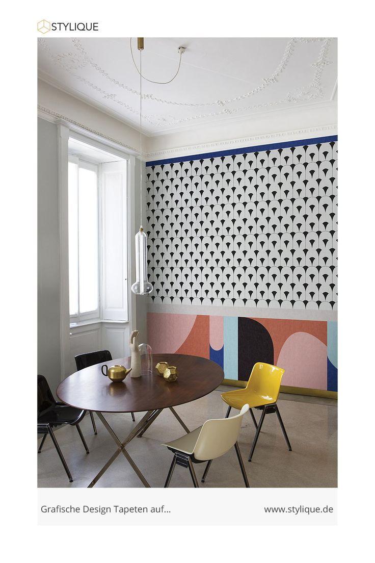 Moderne Designer Tapeten Dekor Haus Interieurs Romantische Deko