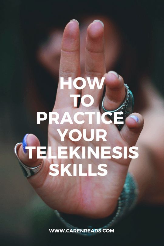 How To Do Telekinesis aka Psychokinesis | This isn't a superpower...it's a power we're all capable of. Want to try your hand at it?