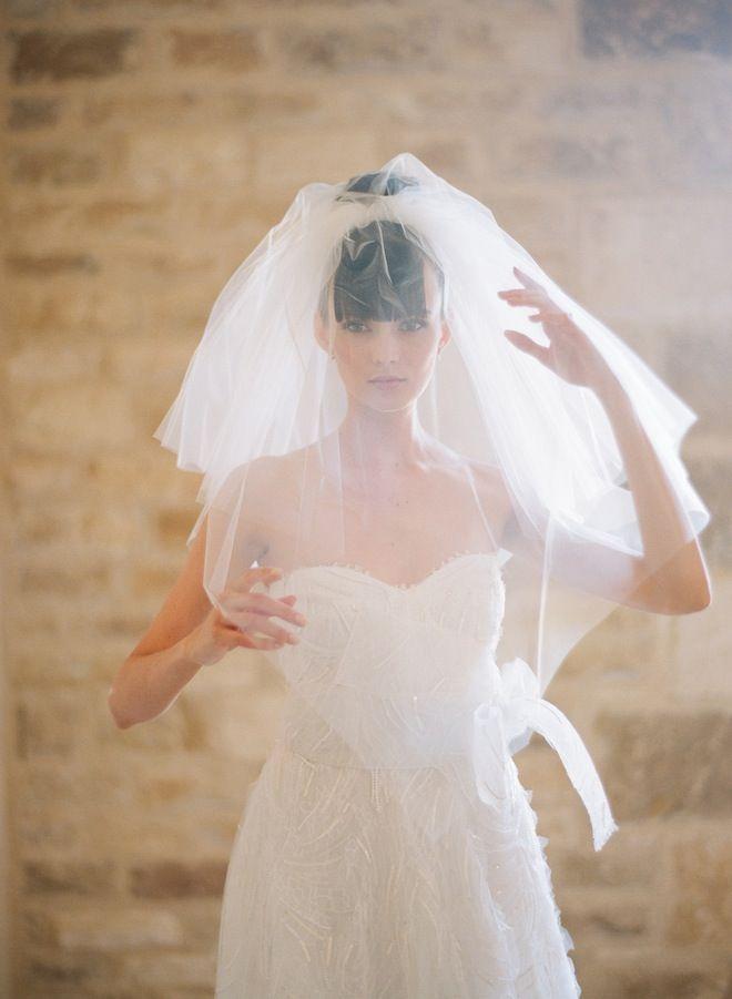 oh how I love veils...
