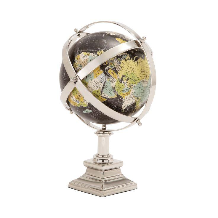 The Colorful World Globe