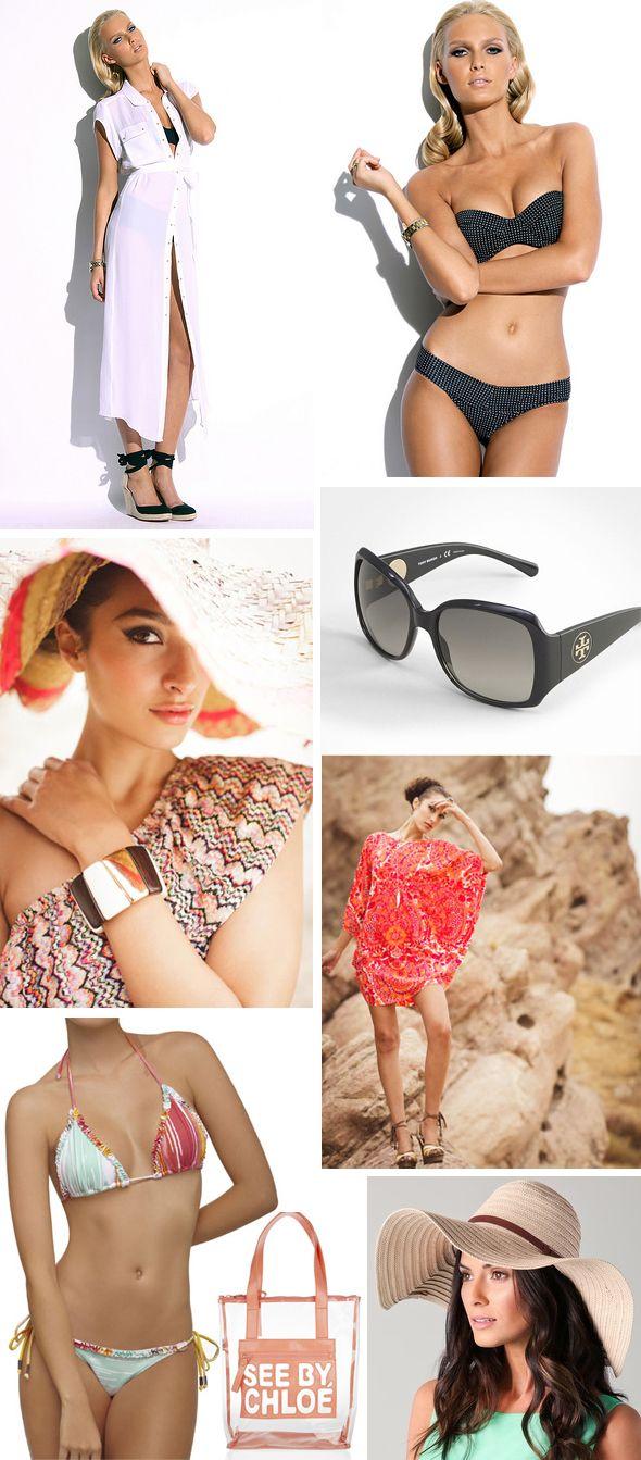 beach honeymoon clothes