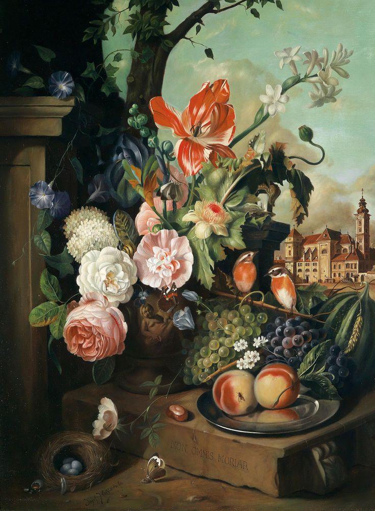 Натюрмортная классика | Josef Holstayn (коллекционное). Обсуждение на…