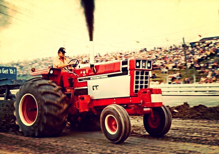 International 1466 Pulling Tractor : Images about tractors on pinterest john deere