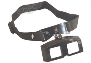 Berger Magnifying Loupe: GPC Medical Ltd. - Exporters and manufacturers of Berger Magnifying Loupe, Dental Loupe, Zeiss Dental Loupe, Binocular Loupe - Magni Focuser Type from India.