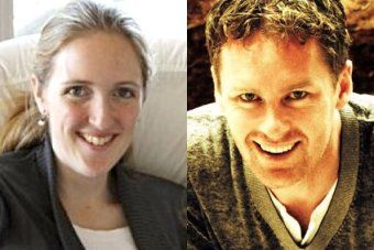 Katrina Dawson and Tori Johnson. Two hostages killed after a 16-hour siege in Sydney have been identified as the manager of the Lindt cafe, 34-year-old Tori Johnson, and 38-year-old barrister Katrina Dawson. 16.12.14