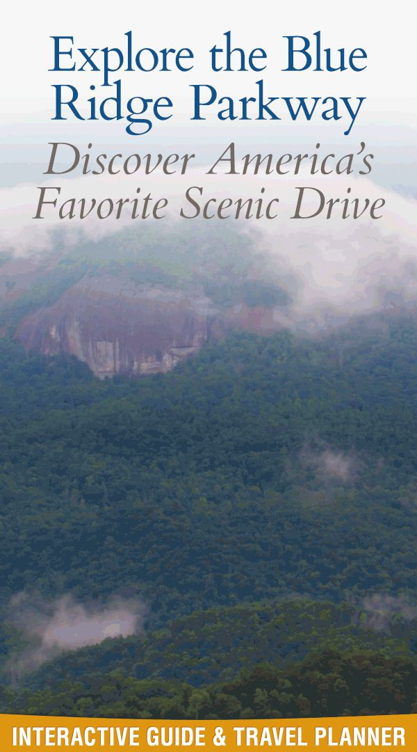 Explore the Blue Ridge Parkway with the people who know it the best. You've never seen America's Favorite Drive like this!