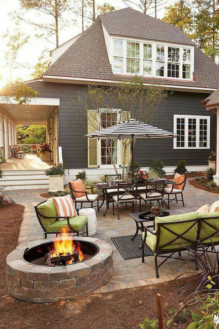 35 Easy DIY Fire Pit Ideas for