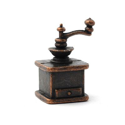 1:12 scale Traditional Coffee Grinder