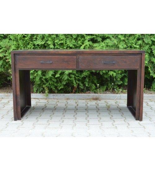 #Indyjskie drewniane #biurko Model: 5319 @ 1,199 zł. Zamówienie online: http://goo.gl/d0fQ9S