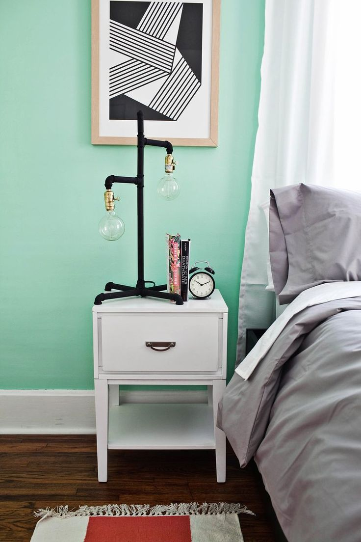 25 best ideas about mint green walls on pinterest mint green rooms mint walls and mint paint for Light pink and mint green bedroom