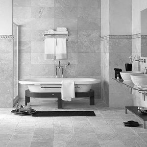 White Bathroom Ideas Tiles
