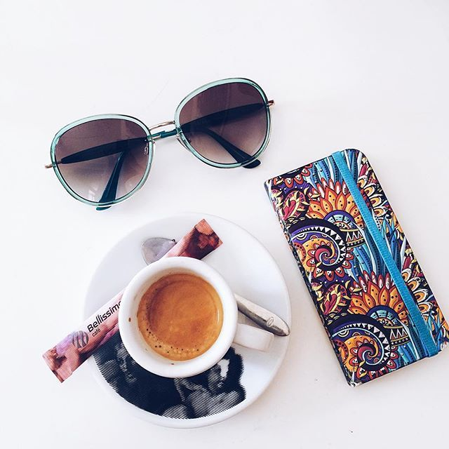 www.electricvanilla.net Hoje o café foi em #Sines ☕️ #coffee #electricvanillatravels #alehop #lifestyle #passatempoalehop