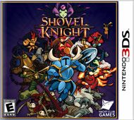With vibrant graphics and pitch-perfect gameplay, Shovel Knight breaks new ground in this 8-bit adventure! Become Shovel Knight, wielder of the Shovel Blade, as he runs, jumps, and battles in a quest for his lost beloved. Take down the nefarious knights of the Order of No Quarter and their menacing leader, The Enchantress. Uphold the virtues of Shovelry, earn relics and riches, and discover the true meaning of shovel justice!