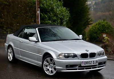 BMW 318 2.0 auto 2003MY Ci Convertible Cabriolet 2003 MY: £2,987.00 End Date: Sunday Feb-25-2018 16:46:24 GMT Add to watch list