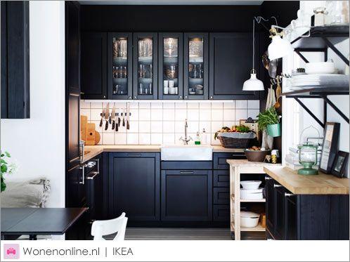 90 best images about keuken inspiratie on pinterest for Keuken samenstellen ikea