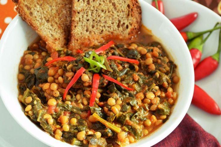 ricette con lenticchie verdi