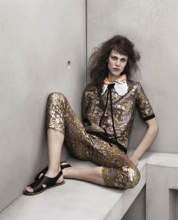 metallic. yes, puh-lease.: Lookbook, H M, Style, Marni, H&M, Looks Books, Fashion Inspiration, Collection, Silk Blouses