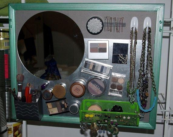 quadro magnético maquiagem