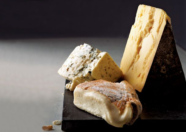 Gourmet Live Cheese Issue - I love cheese!