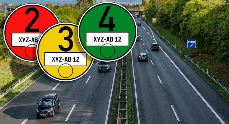 Tyskland utökar miljözoner   Husbil & Husvagn