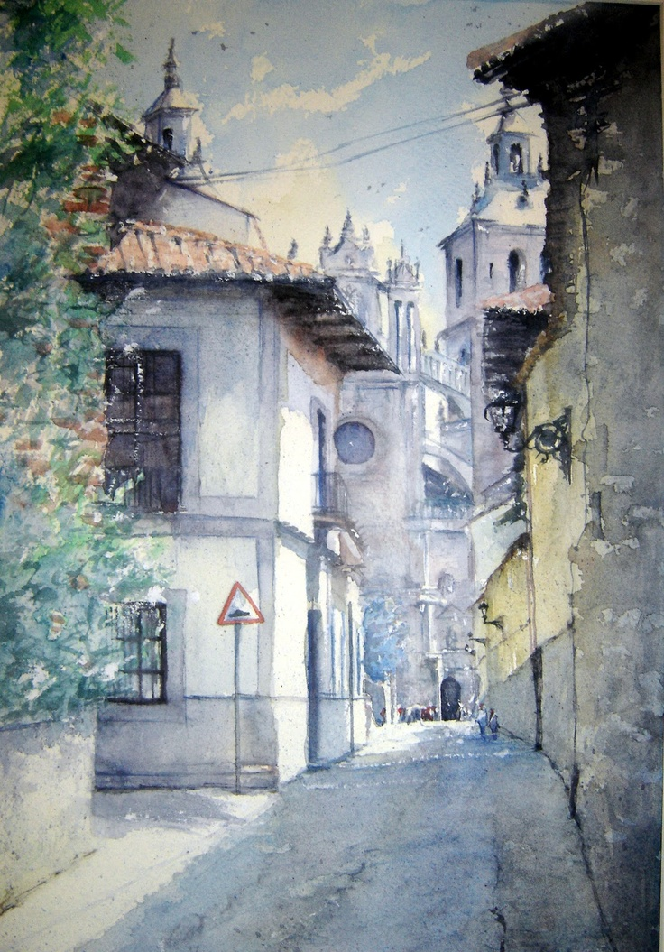 Calles de  Astorga