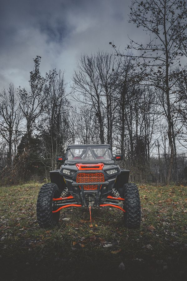 We know how to make you stand out in the dark  Polaris RZR