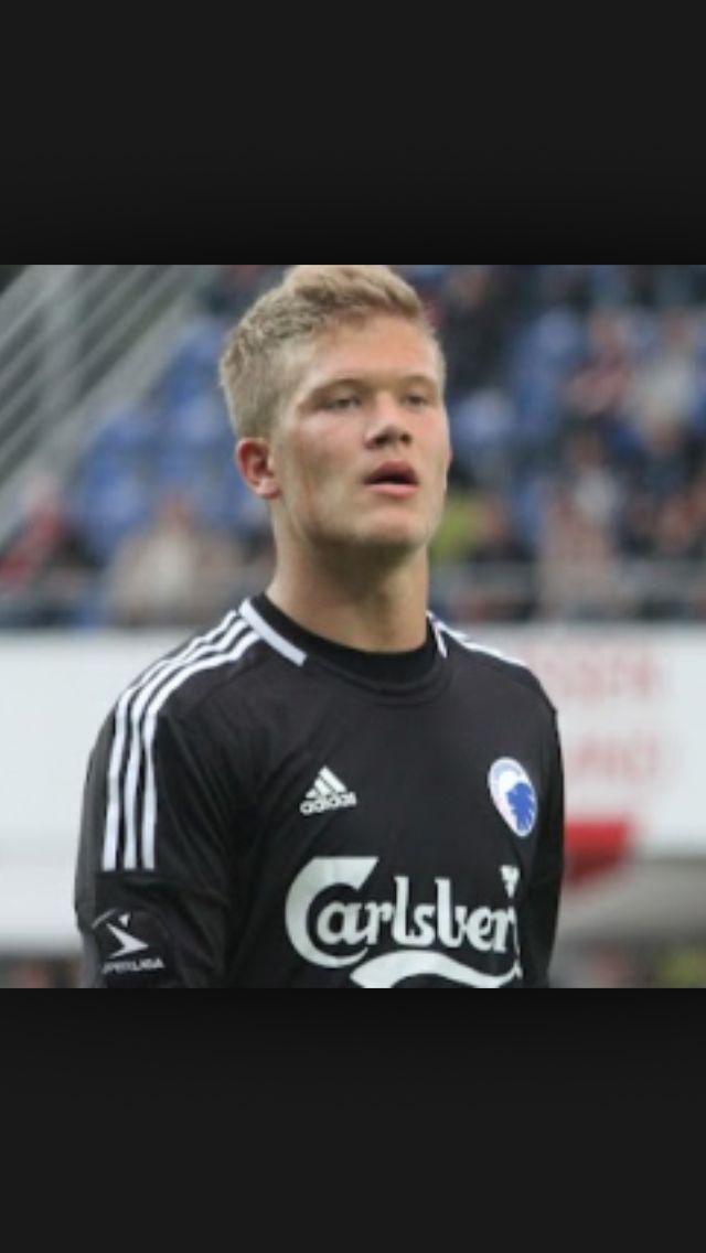 Andreas Cornelius  Upcoming Talent in FC Copenhagen