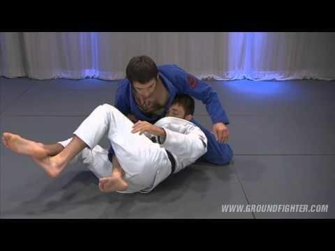 Ryan Hall - Deep Half Guard - Deep Half Attacks