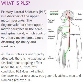 13 Best Images About Primary Lateral Sclerosis Spastic