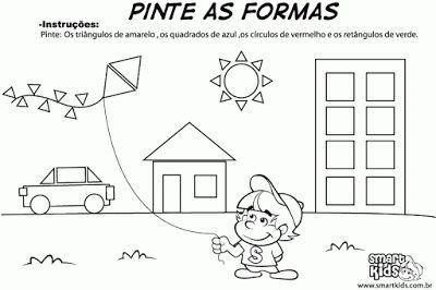 Játékos tanulás és kreativitás: Az alaklátás, alakállandóság észlelésének fejlesztése