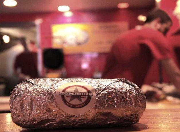 Bombers Burrito Bar. Albany, NY