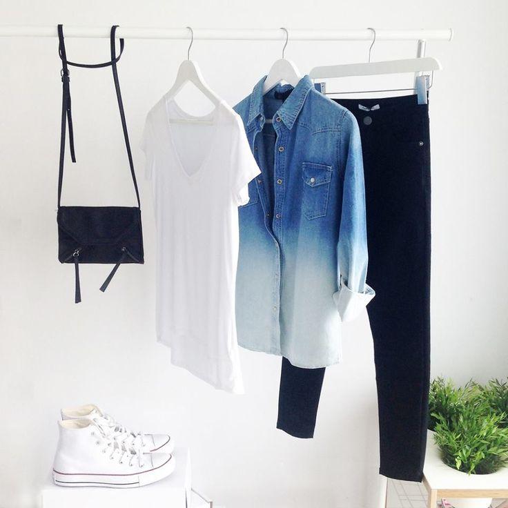 BAG MINI ZIP BLACK I MONASHE.PL - Sklep online z modna odzieza.