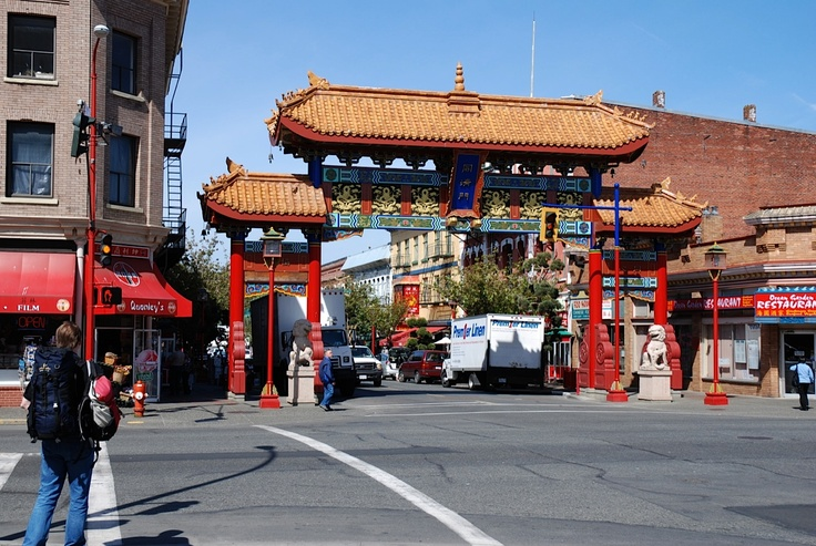 China Town, Victoria