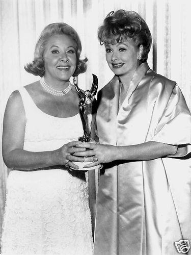 Lucy & Vivian Vance